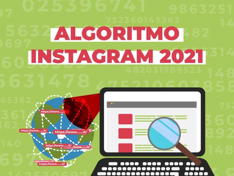 algoritmo instagram 2021